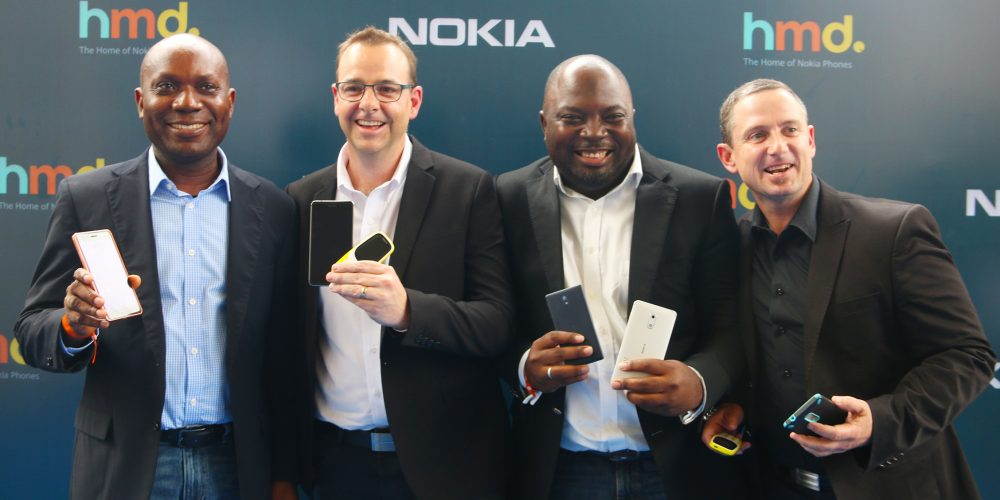 HMD Global Nokia launch group picture